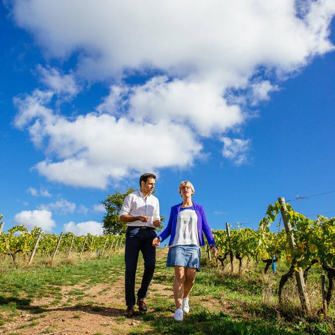 Week-end romantique dans le vignoble © Les Conteurs