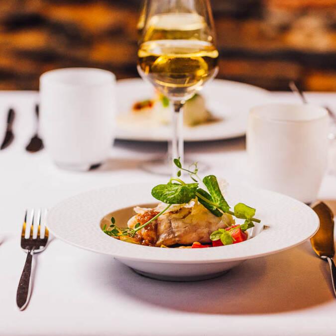 Restaurant Angers le XVIIème © Christophe Martin
